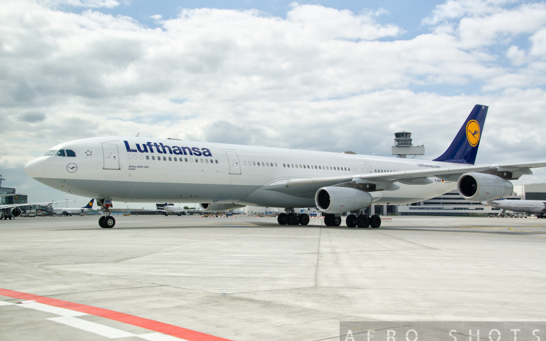 LUFTHANSA Returning To Shenyang, China