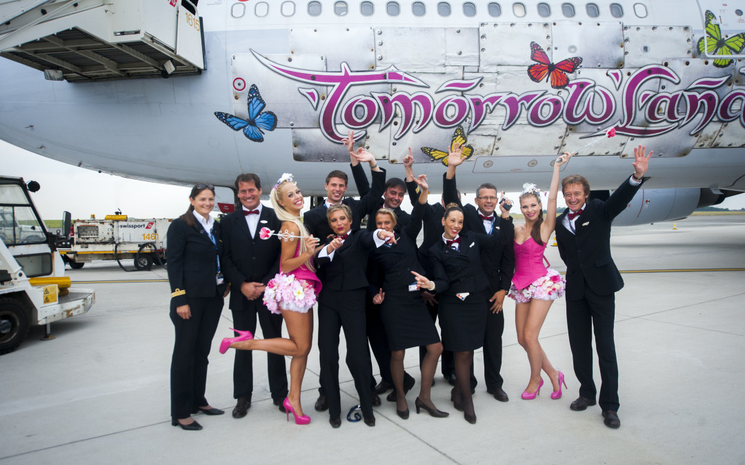 BRUSSELS Partners With Tomorrowland 2014