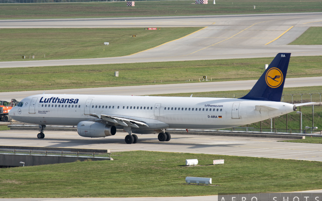 20 Years Ago Today — 2 Firsts For Lufthansa