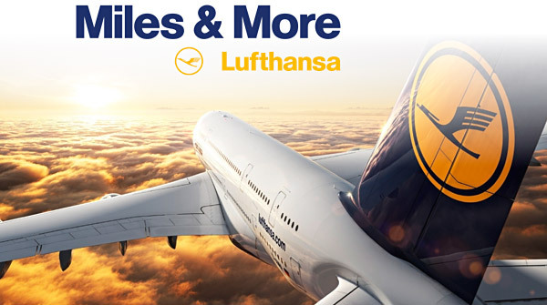 LUFTHANSA:  Meilenschnäppchen Deals Now Available For May!