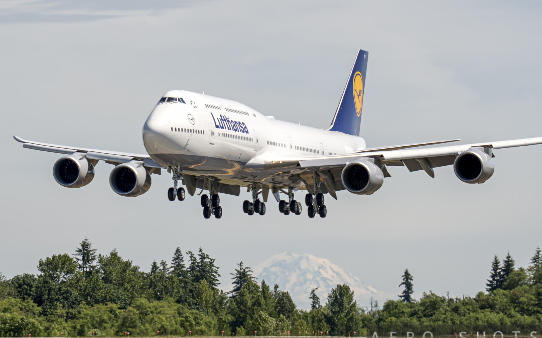 LUFTHANSA Long Haul Changes Part III:  747-8i Introduced On New Routes