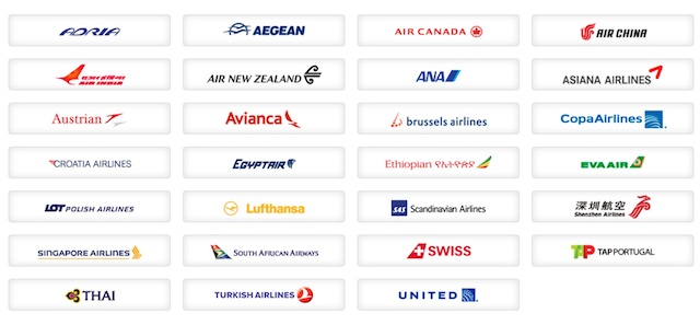 Star Alliance Route Announcements:  September 11 – 27, 2015