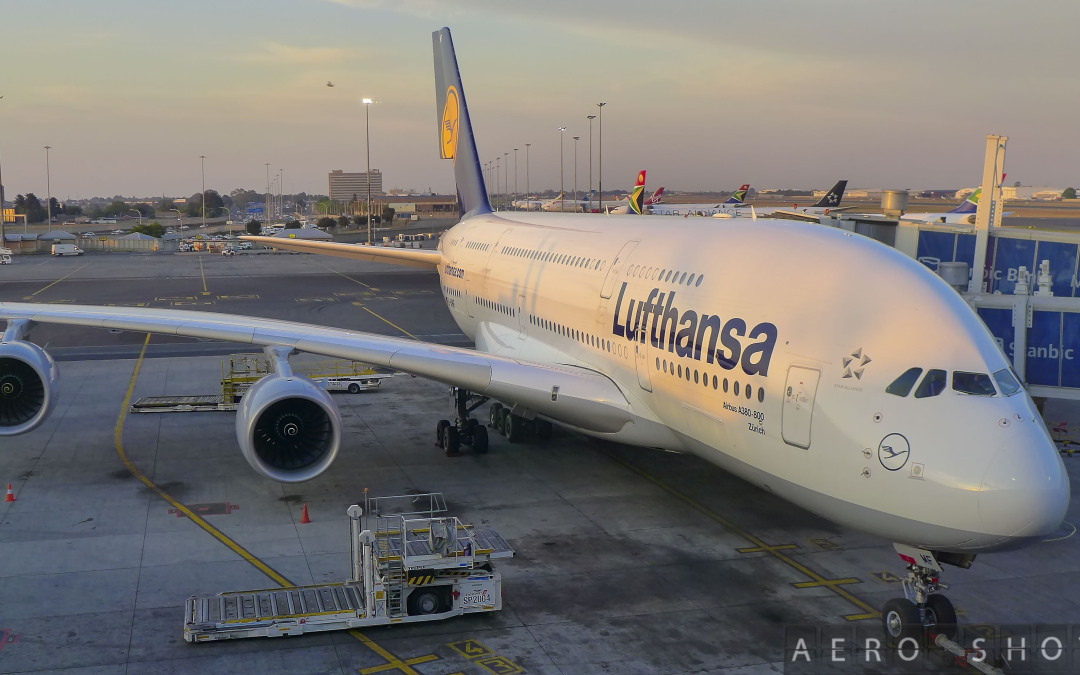 LUFTHANSA Delays A380 To Seoul & 747-8i To Boston