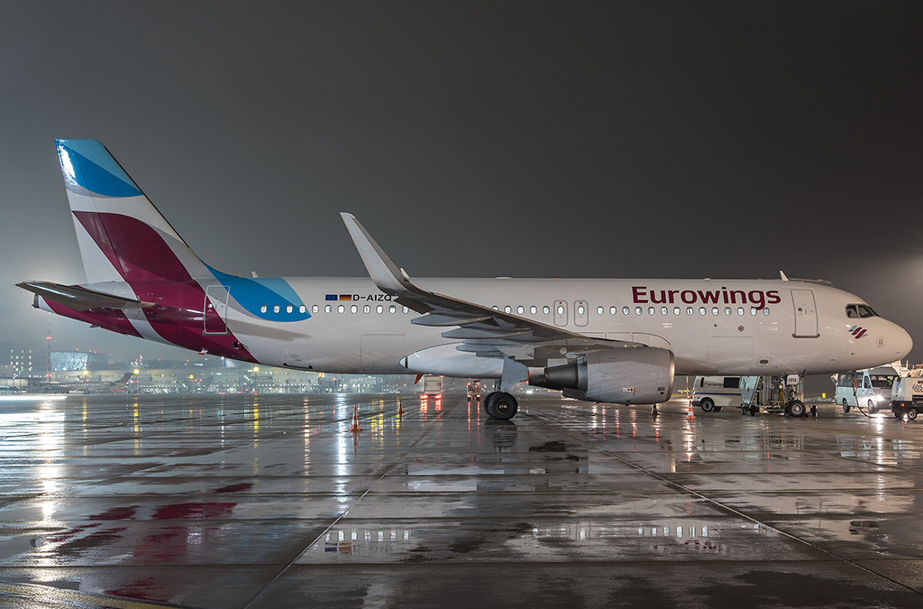 Lufthansa's Eurowings Set To Debut First A320 This Sunday