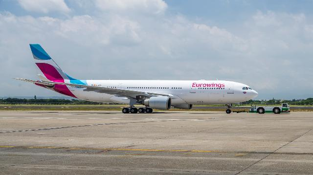 Bomb Threat Forces Eurowings Emergency Landing