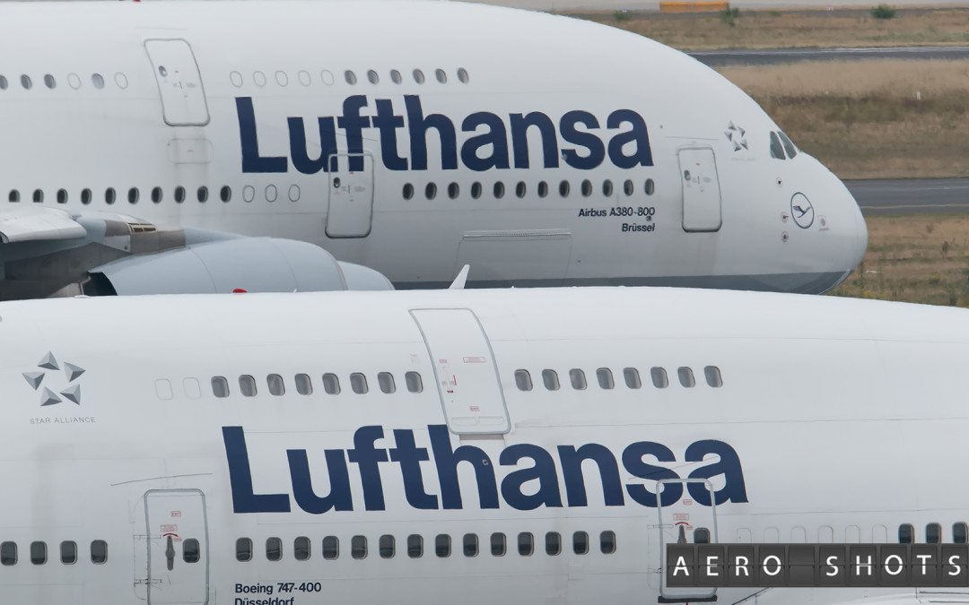 Rare Optimism Exists Between LUFTHANSA and 'UFO'