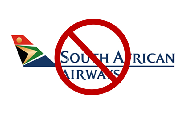 South African Airways Back In Safari Game Trophy Transit Business