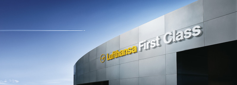 LUFTHANSA First Class Terminal / Lounges Unveil 2016 Holiday Duck